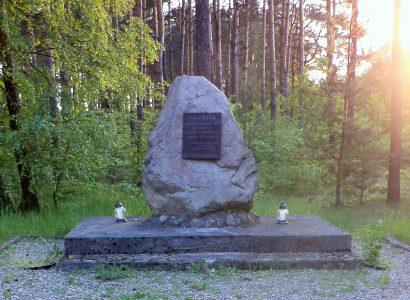 Obelisk Kuchary Żydowskie